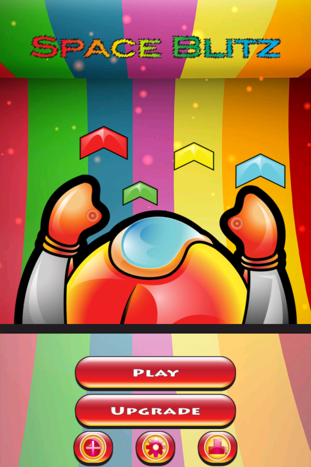 A Color Space Blitz : The Story of Battle Mania