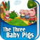 Touch Bookshop - The Three Little Pigs