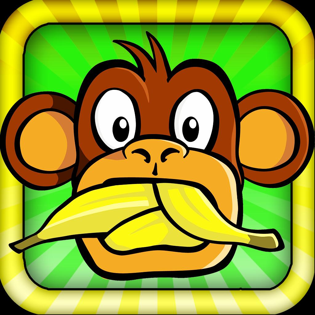 Crazy Monkey Jungle Match